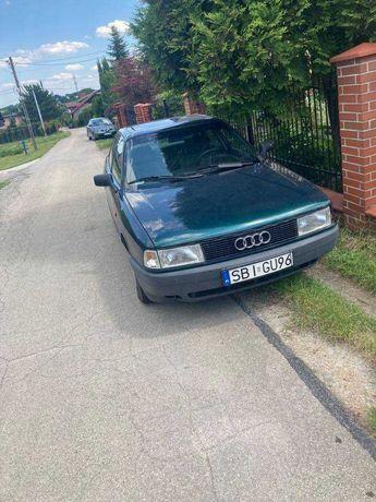 Audi 80 w Całości Na części Benzyna + Lpg