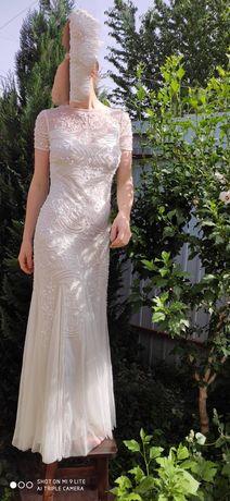 Свадебные платья в отличном состоянии.