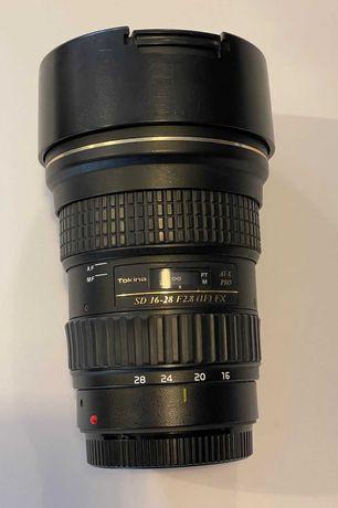 Obiektyw Tokina SD 16-28 F2.8 (IF) FX.::DELTA::.