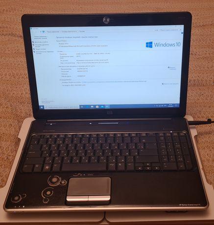 Продаю ноутбук HP Pavilion dv6