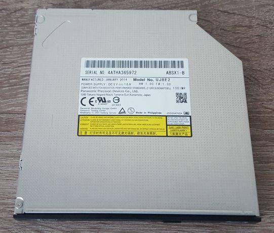 DVD-RW привод пишущий Panasonic UJ8E2 Super Slim 9.5 мм
