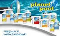 Chemia basenowa granulki tabletki płyny akcesoria do basenu