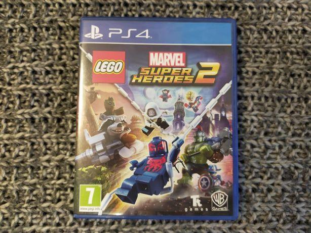 LEGO Marvel Super Heroes 2 PS4 PL Dubbing