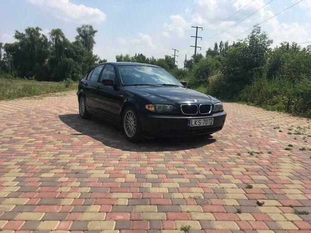 BMW 320d доки під новий закон розмитнення.