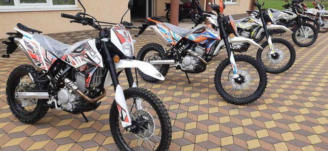 GEON Dakar 250 TwinCam Enduro 2020 6-gears
