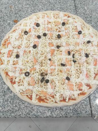 Grande oportunidade trespassa-se Pizzaria e Hamburgueria Artesanal