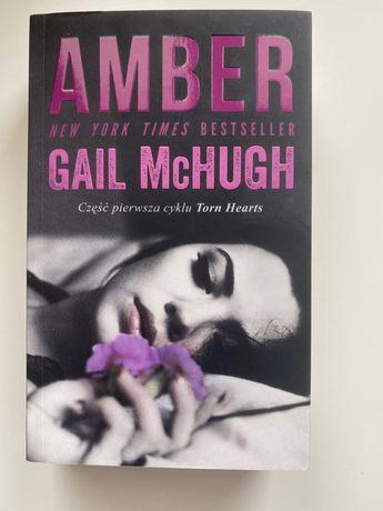 """Książka """"Amber"""" Gail McHugh"""