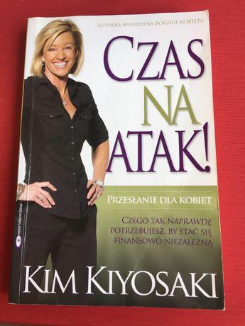 Czas na atak! Kim Kiyosaki