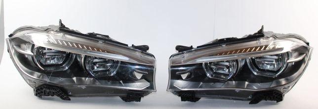 BMW X5 F15 X6 F16 Adaptive Led lampa lampy przod