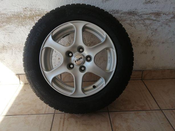 "Alufelgi 5x114.3 15"" ET38 Mazda,Kia,Honda,Hyundai Opony Wielosezon"