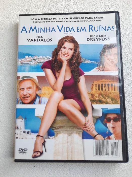 A Minha Vida em Ruínas (DVD) Odemira - imagem 1