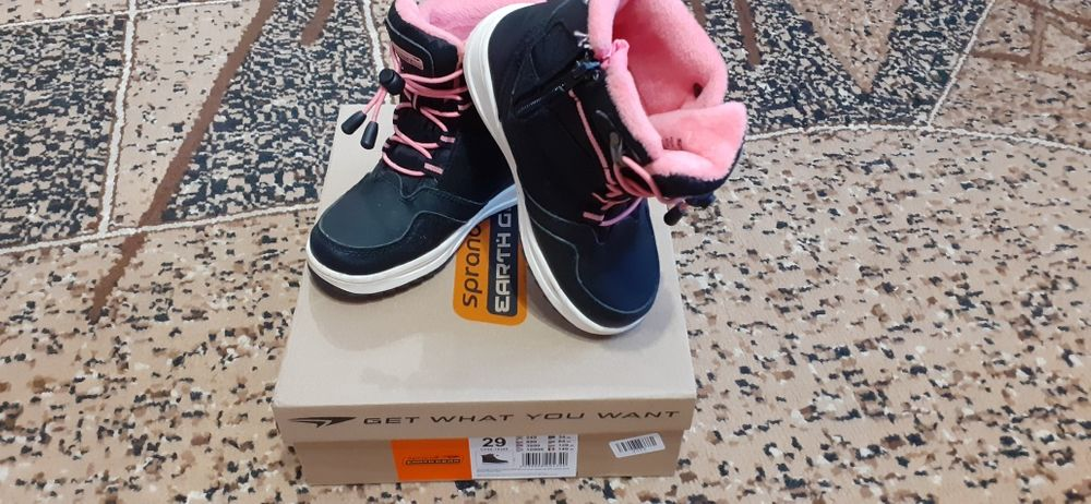 Зимові чоботи Sprandi Хуст - изображение 1