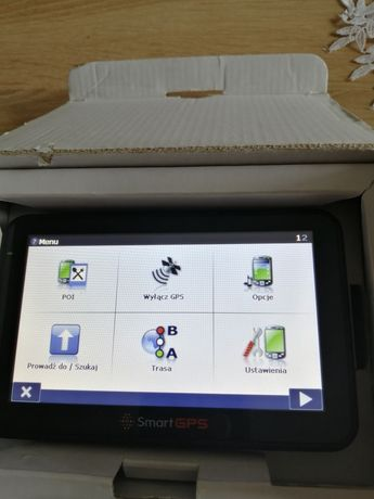 Nawigacja Smart GPS