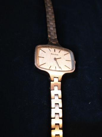 Часы женские Bulova, механические. Швейцария.
