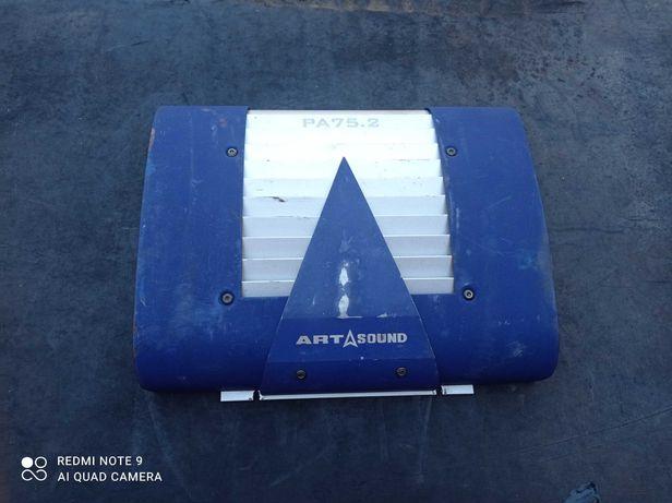 Автомобильный усилитель Art Sound PA75.2