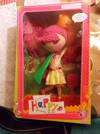 Кукла Лялька Lalaloopsy/Лалалупси