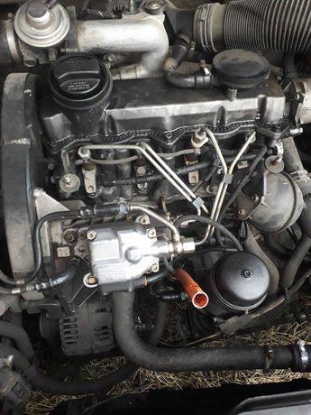 Двигатель 1,9 tdi vw golf 4 в отличном состоянии