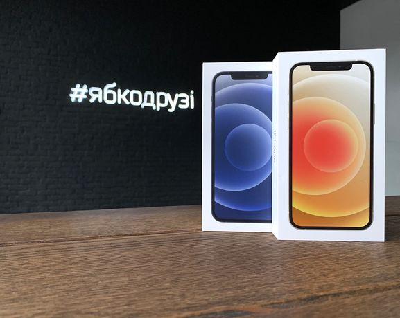 Новий iPhone 12 з гарантією від Ябко