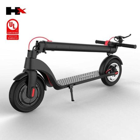 Trotinete elétrica HX7 | 25KM AUTONOMIA | UNFUEL | NOVA