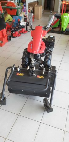 Motocultivador 15Cv Gasolina c/ Triturador Martelos 60 cm