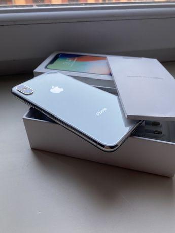 Идеал iPhone X 256Gb Silver Neverlock Айфон 10