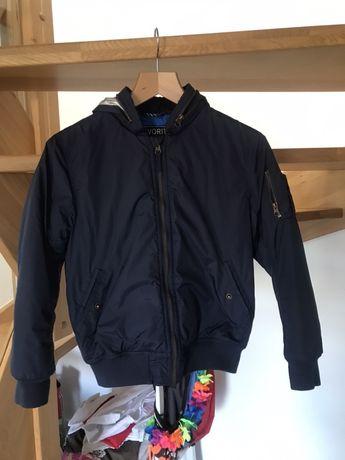Przejściowa kurtka dla chłopca roz 140