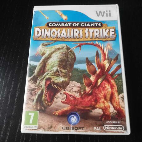 Combat of Giants: Dinosaurs Strike Nintendo Wii (2010)