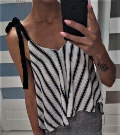Top oversize pasiak New Look