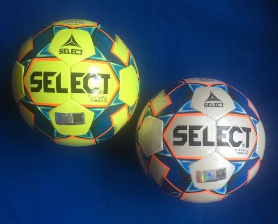 Мяч для футзала (мини-футбола) Select MIMAS (размер 4, оригинал)