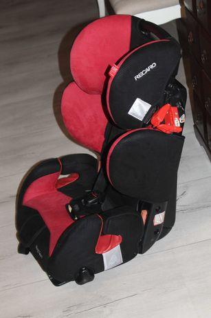 Fotelik samochodowy recaro young sport różowy 9 - 36 kg wysyłka