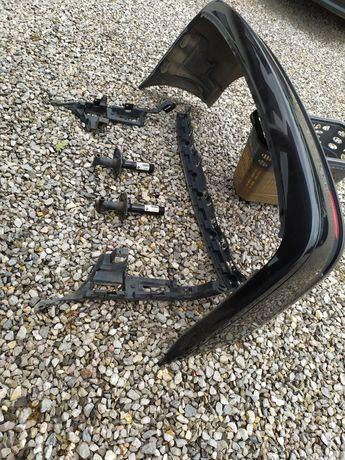 Zderzak tylny BMW E46 coupe lift