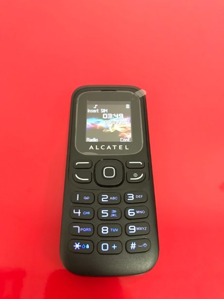 Alcatel One Touch 232 Black/FV23%