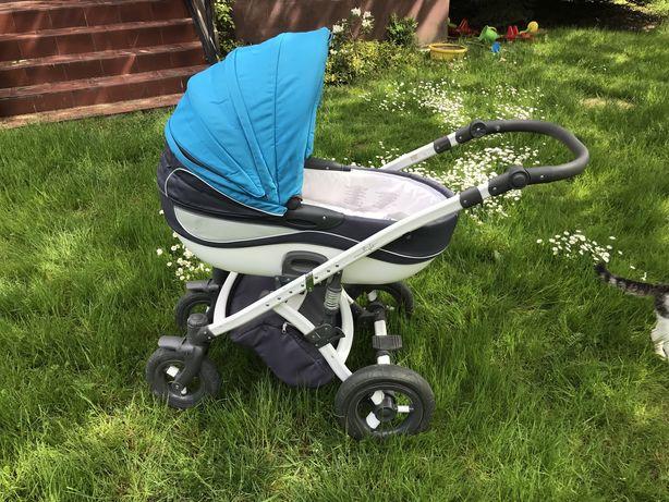 Wózek dla dziecka 3 w 1 takko Omega