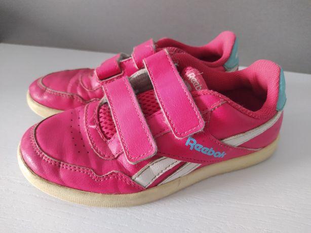 Buty sportowe, adidasy, Reebok. R. 30 dziecięce, różowo niebieskie