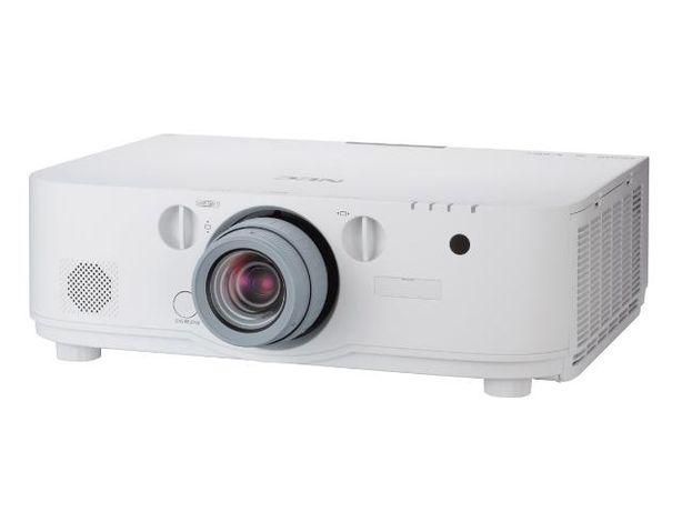 Projector NEC PA522U Profissional com lente NEC NP13ZL