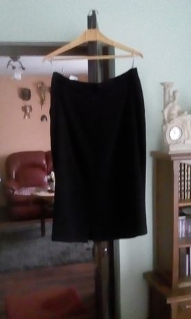 komplet damski żakiet i spodnica