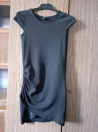 Oddam czarną sukienkę