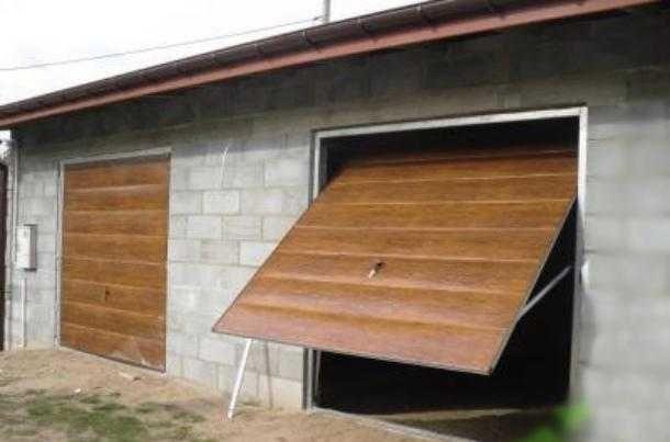BRAMA do garażu Bramy garażowe Drzwi na wymiar Producent