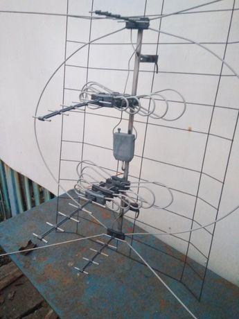 TV антенна, телевизионная антенна