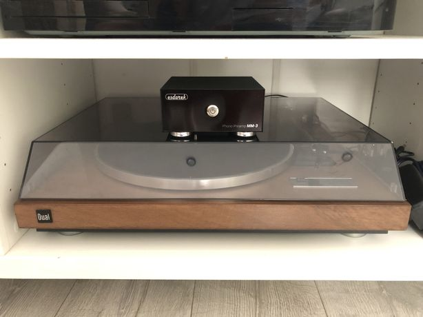 Gramofon Dual CS455-1 Preamp MM3