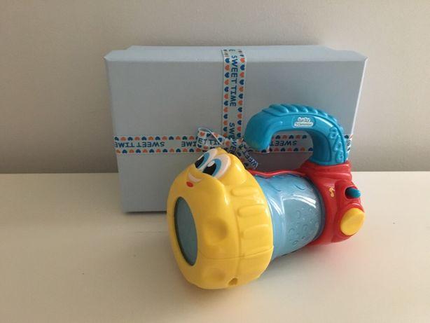 Lanterna mágica da Chicco (com caixa de presente)