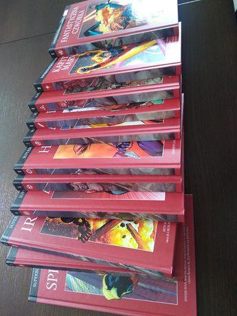 Komiks Superbohaterowie Marvela 1-11