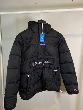 Зимняя куртка пузовик Champion новая М