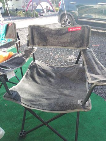 Vendo cadeiras campismo