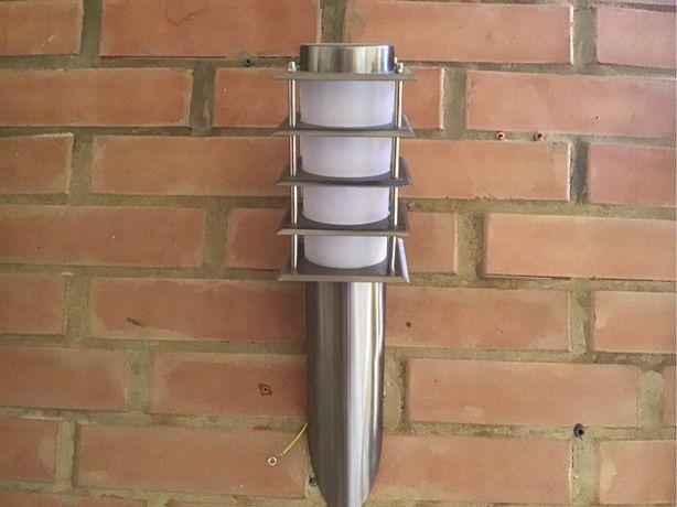Продам фасадные садово-парковые светильники нержавейка