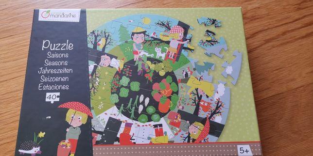 Puzzle - Avenue Mandarine - Seasons