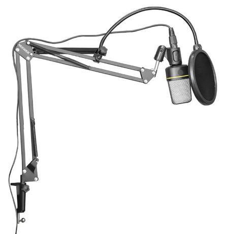 Suporte suspensão para microfone de estúdio - NOVO