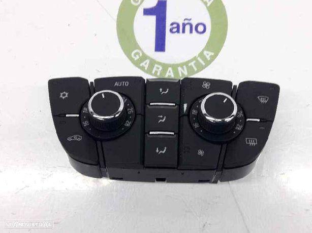 13343707 Comando chauffage OPEL ASTRA J (P10) 1.7 CDTI (68) A 17 DTR