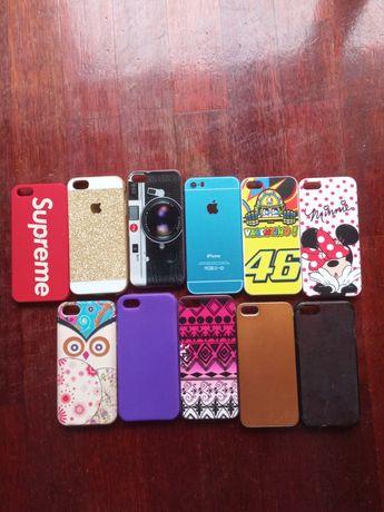 Varias capas iPhone 5/5S
