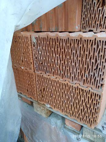 Керамические блоки Porotherm 44 K(Klima), Wienerberger